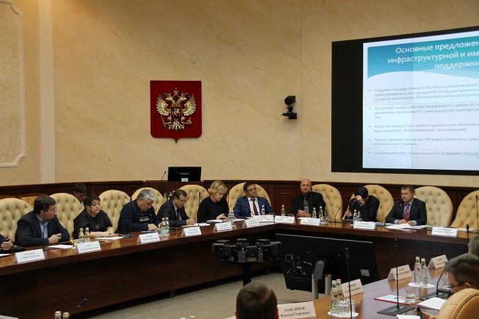 А.Калинин подвел итоги заседания Госсовета РФ