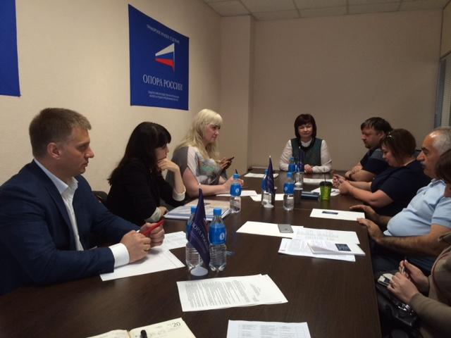 «Опора России» провела совещание «О регулировании алкогольной продукции»