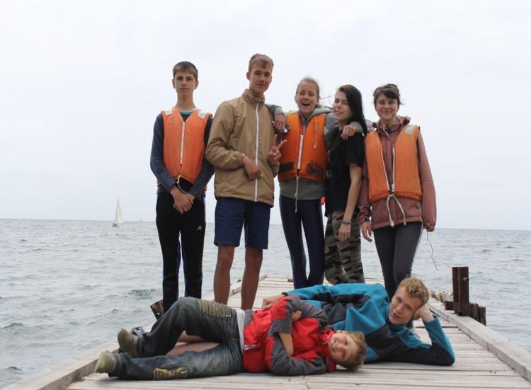 ПКО «Опора России» способствует развитию парусного спорта среди молодежи.