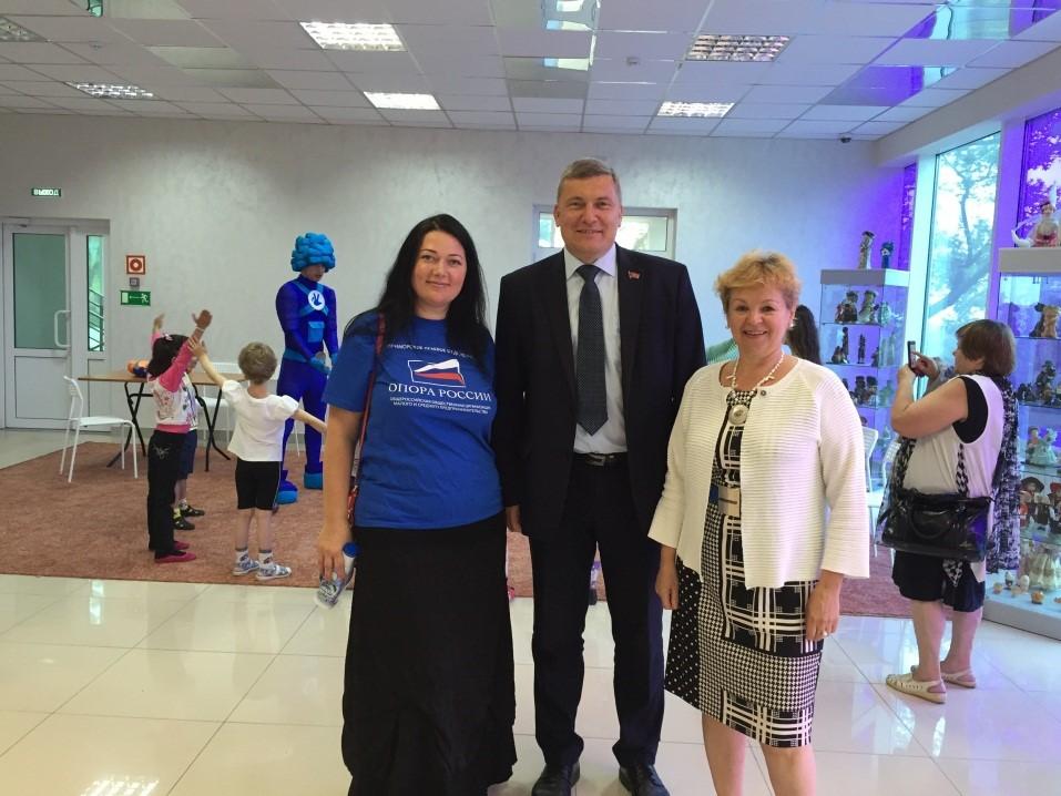 Приморская ОПОРА поддерживает социальное предпринимательство