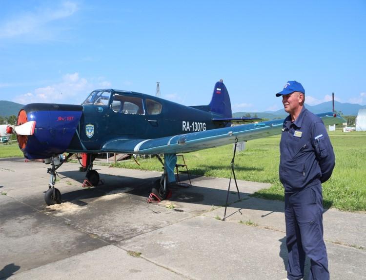 Первая на Дальнем востоке «Школа пилотов».