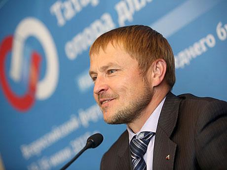 Встреча с Президентом «ОПОРЫ РОССИИ» Калининым Александром Сергеевичем