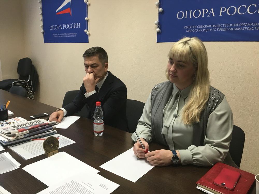 В «ОПОРУ РОССИИ» жалуются представители автобизнеса Приморья на произвол ГАИ