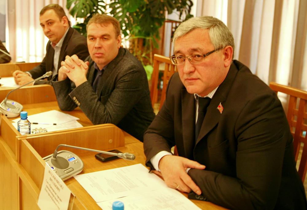 «ОПОРА РОССИИ» ищет пути решения «автобусной проблемы» в  Приморье