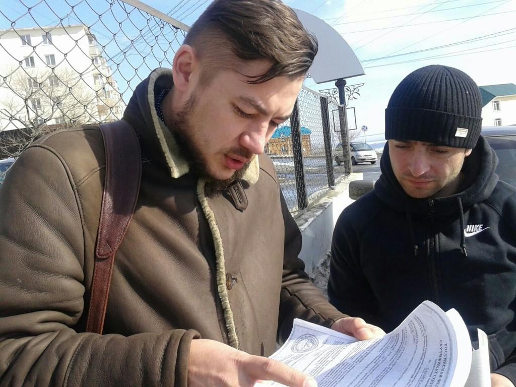 Адвокат Денис Щекалёв