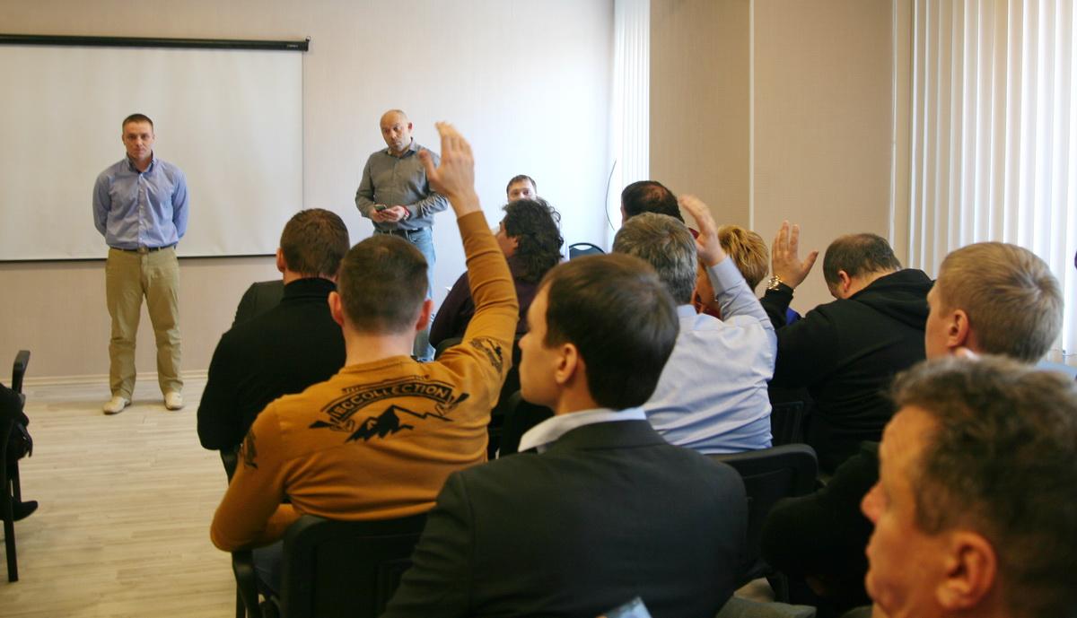 В приморской «ОПОРЕ РОССИИ» — 30 новых членов и обновление в руководстве