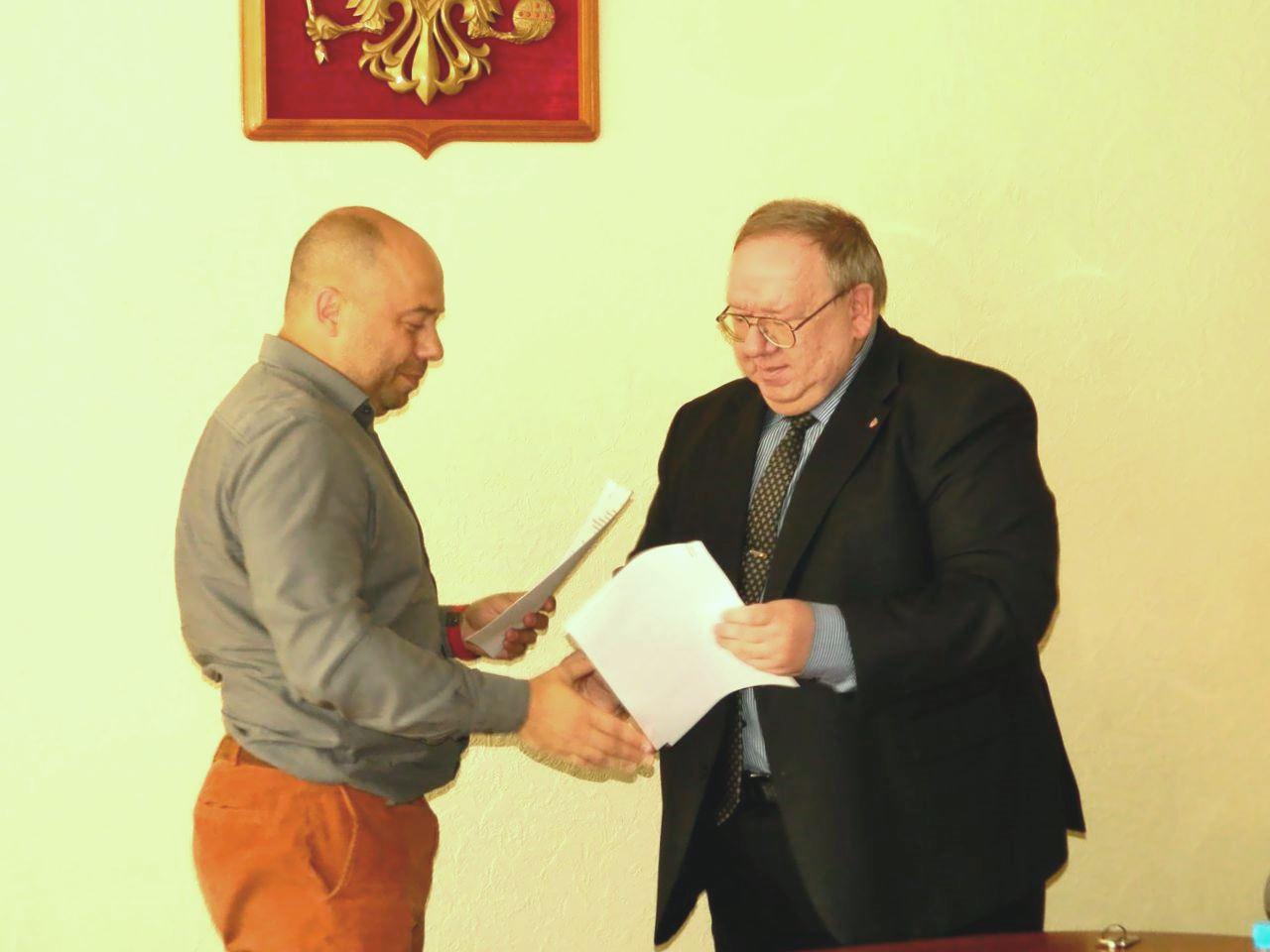 «ОПОРА РОССИИ» и Роспотребнадзор в Приморье подписали соглашение