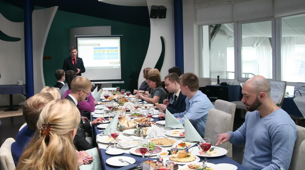 «ОПОРА РОССИИ» и банк «Интеза» обсудили, как помочь предприятиям общественного питания