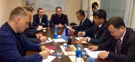 Предприниматели Приморской «Опоры России» встретились с представителями администрации г.Суйфэньхэ