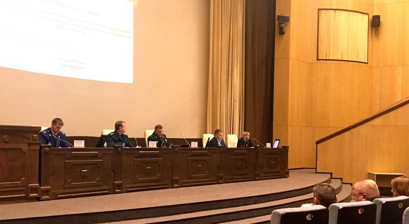 Экологические «контролеры» Дальнего Востока обсудили с общественниками «механизм открытости»