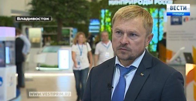 Александр Калинин: «Владивосток становится центром притяжения предпринимателей из стран АТР»