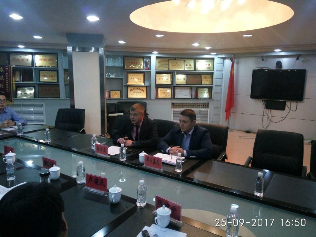 25.09.2017 — 26.09.2017 года Комитет по международному сотрудничеству ПКО «ОПОРА РОССИИ» совершил рабочую поездку в приграничный город Суйфэньхэ КНР.