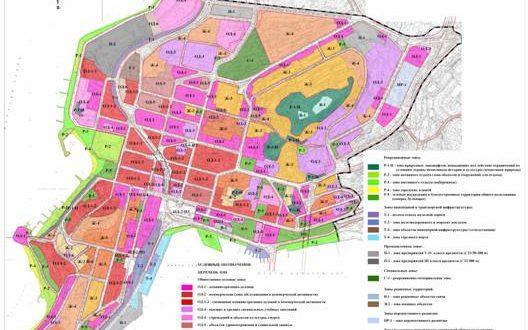 С 9.10.2017-20.10.2017 г. пройдут публичные слушания по проекту внесения изменений в Генеральный план Владивостокского городского округа