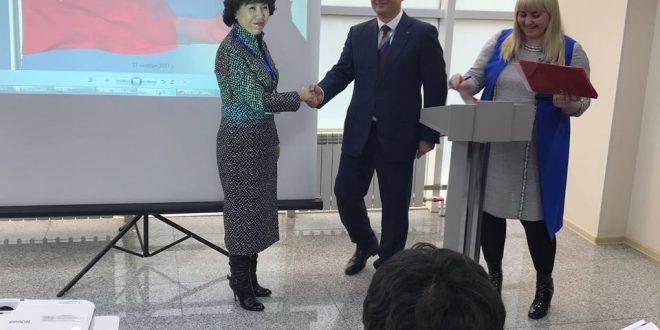 17 ноября 2017 года между Приморским краевым отделением «ОПОРЫ РОССИИ» и Ассоциацией женщин-предпринимателей г.Суйфэньхэ КНР подписано рамочное соглашение о стратегическом сотрудничестве.