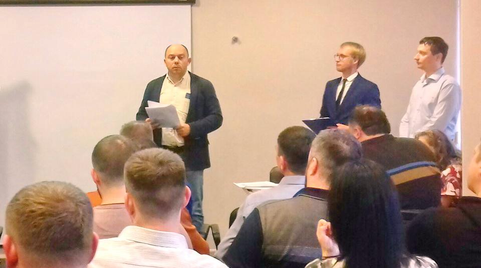 «ОПОРА РОССИИ» в Приморье прирастает уссурийскими предпринимателями