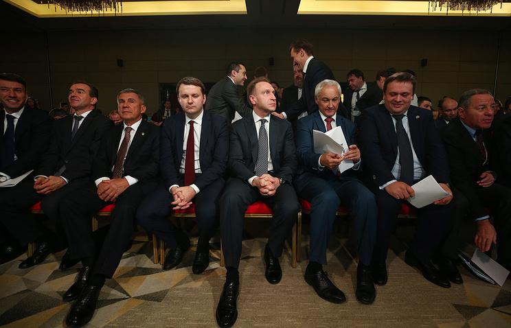 Президент ОПОРЫ РОССИИ Александр Калинин принял участие в конференции «100 шагов к благоприятному инвестиционному климату».