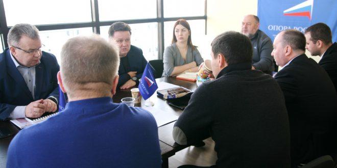Приморская «ОПОРА РОССИИ» хочет решить «квартирный вопрос» медицинских работников