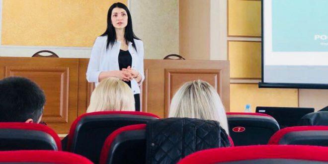 В Уссурийске прошел еще один урок Школы предпринимателя, организованный «ОПОРОЙ РОССИИ»