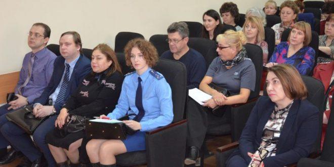 В приморском управлении Роспотребнадзора прошли публичные слушания, в которых приняла участие «ОПОРА РОССИИ»