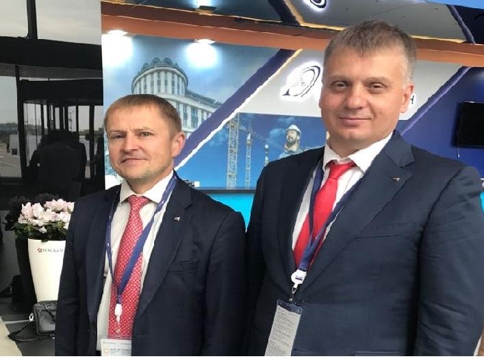 Виталий Гуменюк принял участие в Петербургском экономическом форуме-2018