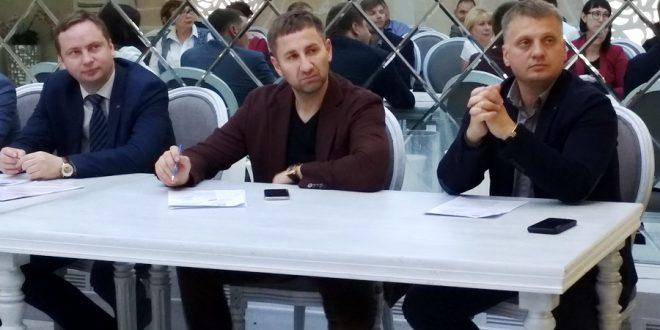 Александр Гейкин возглавил «ОПОРУ РОССИИ» в Уссурийске во второй раз