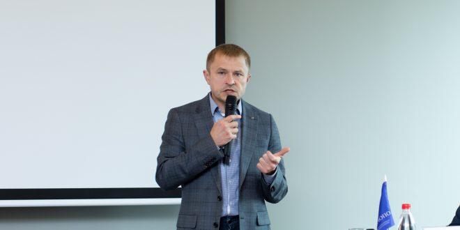В Приморье Александр Калинин рассказал предпринимателям  «ОПОРЫ РОССИИ» о новых проектах и приоритетах