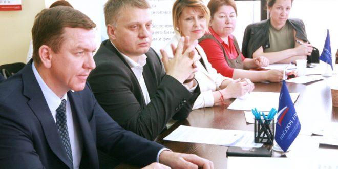 «ОПОРА РОССИИ» в Приморье обсудила вопрос качества трудовых ресурсов для малого и среднего бизнеса