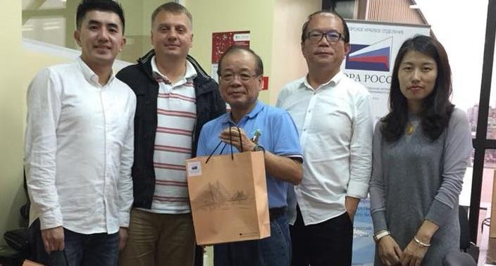 22-23 августа 2018 года делегация предпринимателей из Тайваня и Китая посетила Приморское краевое отделение «ОПОРЫ РОССИИ»