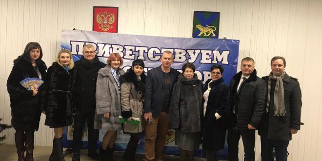 Приморская «ОПОРА РОССИИ» приняла участие в конференции предпринимателей в Хасанском районе