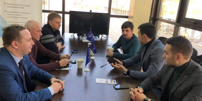 Приморское краевое отделение «ОПОРЫ РОССИИ» возобновляет работу дискуссионного клуба.