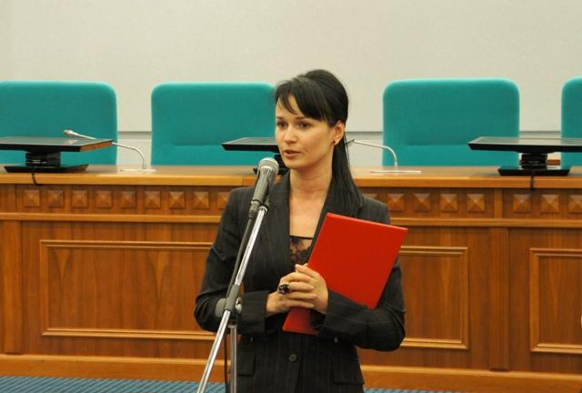 Любовь Горячкину избрали заместителем председателя Координационного совета по развитию малого и среднего предпринимательства в городе Владивостоке