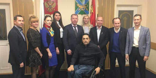 Общественный советсоздан при департаменте земельных и имущественных отношений Приморского края.