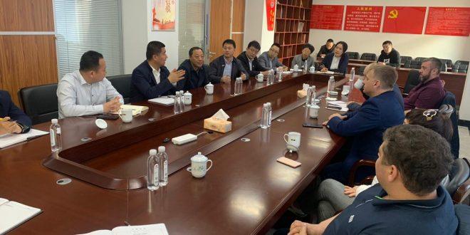 Делегация Приморского краевого отделения «ОПОРЫ РОССИИ» посетила город Суйфэньхэ КНР.