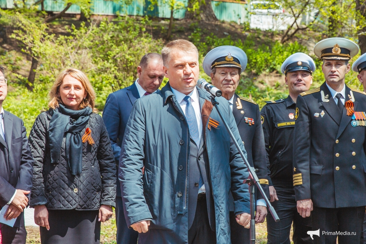 Важно сохранить память: митинг, посвященный 9 Мая, провела во Владивостоке «Опора России»