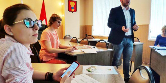 Председатель Уссурийского местного отделения «ОПОРЫ РОССИИ» Игорь Ветрюк выступил на заседании стратегической сессии по развитию туризма в Уссурийском городском округе.