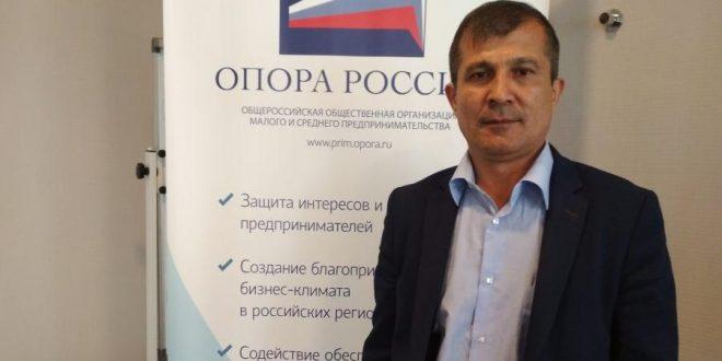 Благодаря вмешательству «ОПОРЫ РОССИИ» прекращено уголовное дело в отношении предпринимателя Ёкуба Фозилова