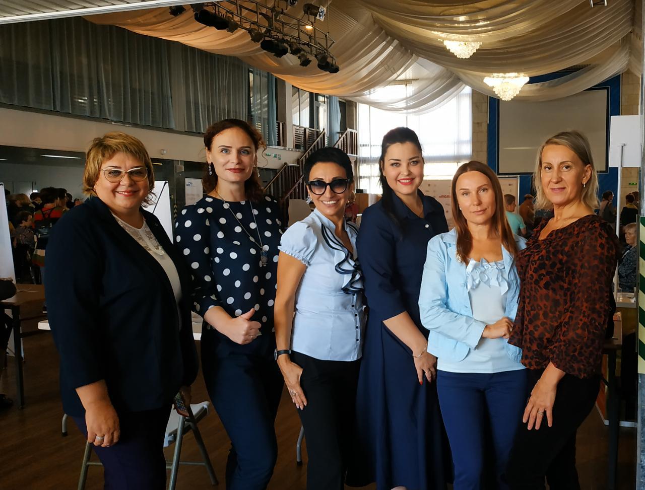 Третий год подряд Приморское краевое отделение «ОПОРА РОССИИ» принимает активное участие в Краевом форуме -ярмарке «Полезно пенсионерам».
