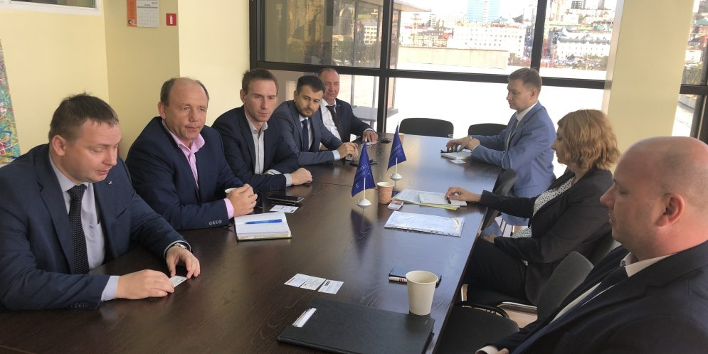 Состоялось очередное заседание комитета по взаимодействию с кредитно-финансовыми организациями Приморского краевого отделения «ОПОРЫ РОССИИ»