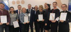 Лучшие представители социального предпринимательства Приморья показали свои проекты. Конференция «Социальное предпринимательство: прибыльный тренд 2020» прошла во Владивостоке.