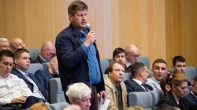 Предпринимателей Уссурийска приглашают на открытый диалог с органами власти