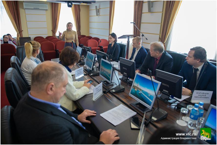 Инвестиционные проекты во Владивостоке получают сопровождение мэрии