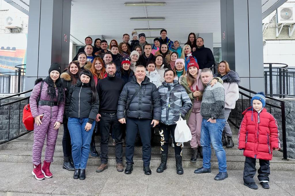 13 февраля 2021 года в субботу Приморское краевое отделение «ОПОРЫ РОССИИ» приняло участие в выездном мероприятии «БИЗНЕС идет в ГОРУ» в г. Арсеньев.