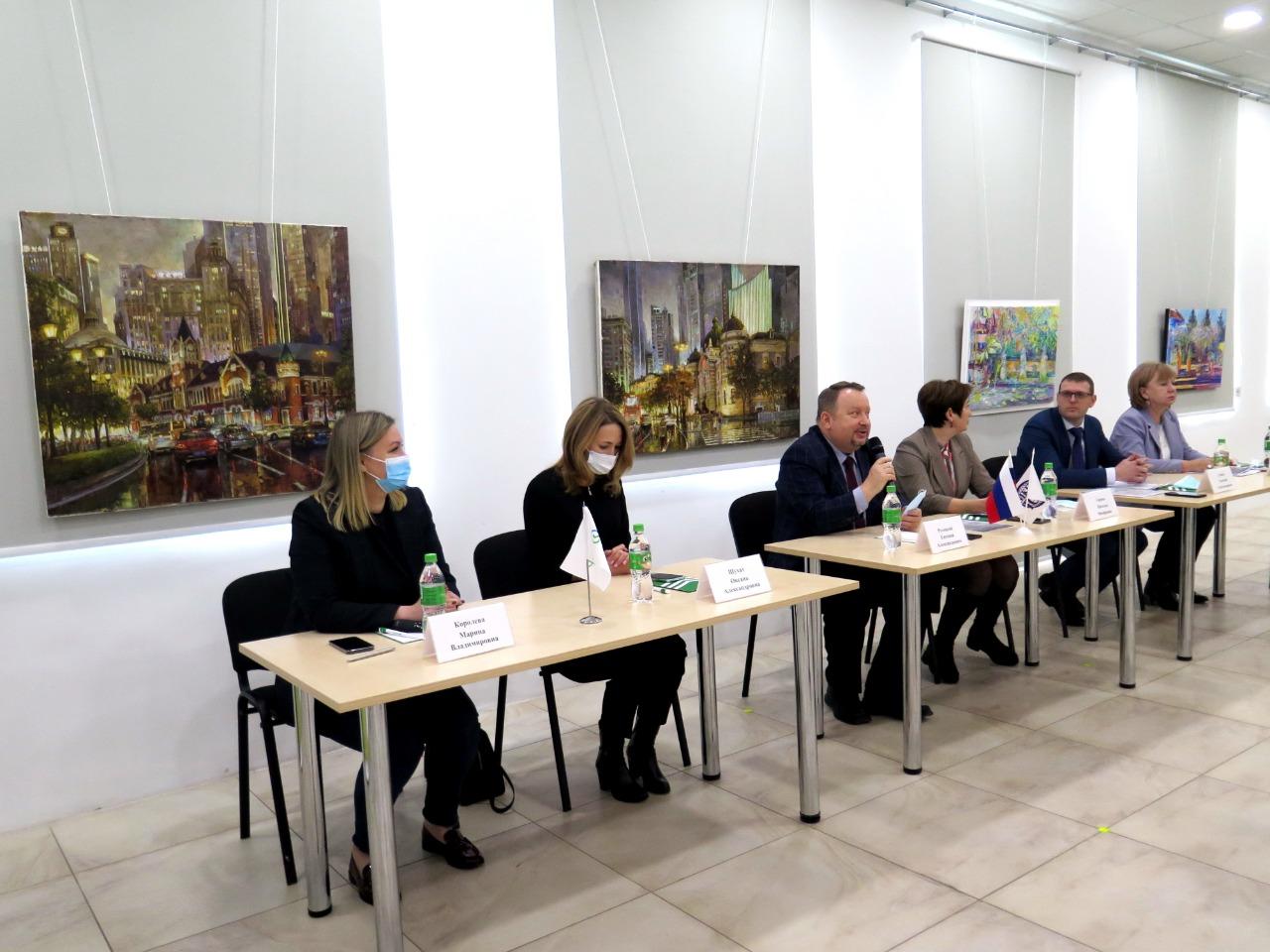 Управление Росреестра по Приморскому краю и ПАО «Сбербанк» организовали практический семинар для представителей бизнеса.