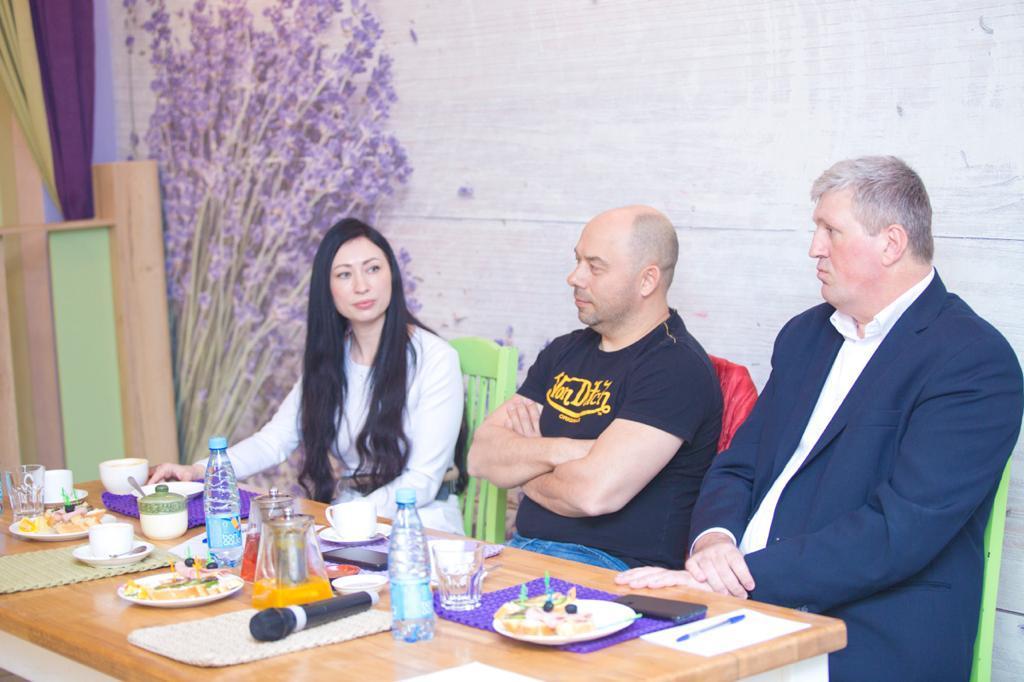 18 марта в Арсеньеве состоялся бизнес-завтрак, организованный  Арсеньевским местным отделением «ОПОРЫ РОССИИ».