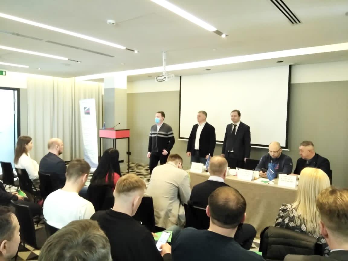 11 марта 2021 года состоялась Конференция Приморского краевого отделения «ОПОРЫ РОССИИ».