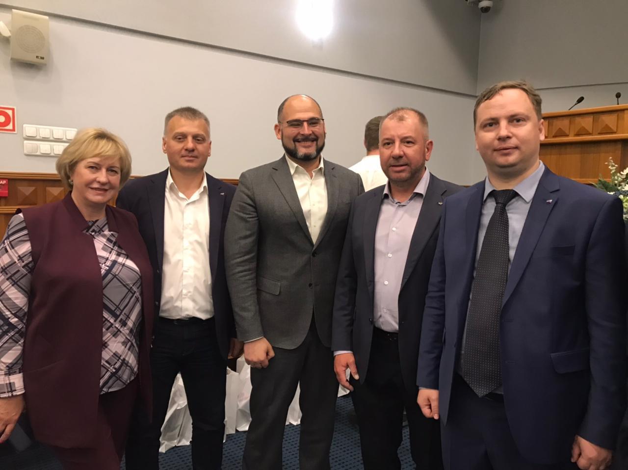 26 мая 2021 года состоялось торжественное собрание посвященное Дню российского предпринимательства.